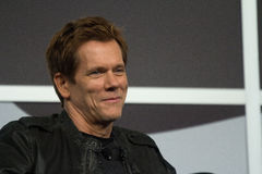 Kevin Bacon at SXSW 2014. Discusses the Six Degrees of Kevin Bacon internet phenomenon Royalty Free Stock Image