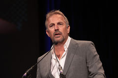 Kevin Costner Stock Photography