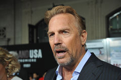 Kevin Costner Stock Photo