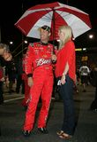 Kevin and Delana Harvick Royalty Free Stock Photography