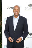 Kevin Frazier. LOS ANGELES - OCT 16:  Kevin Frazier arriving at the 2011 Stuntwomen Awards at the Skirball Cultural Center on October 16, 2011 in Los Angeles, CA Stock Images