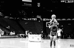Kevin Gamble Boston Celtics Fotografering för Bildbyråer