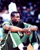 Ed Pinckney, Boston Celtics Arkivfoton