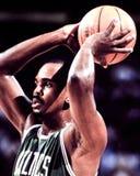 Kevin Gamble Boston Celtics Arkivfoto