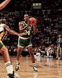Kevin Gamble, Celtics de Boston Imagenes de archivo