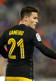 Kevin Gameiro of Atletico de Madrid Stock Photo