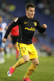 Kevin Gameiro of Atletico de Madrid Royalty Free Stock Photography