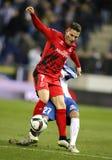 Kevin Gameiro of Sevilla FC Royalty Free Stock Image
