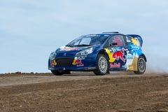 Kevin Hansen Jr rally driver Royalty Free Stock Image