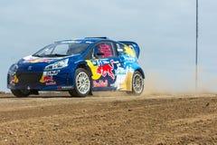 Kevin Hansen Jr rally driver Stock Photos
