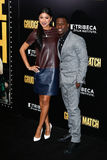 Kevin Hart, Eniko Parrish Royalty Free Stock Photos