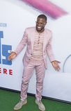 Kevin Hart. Stand-up comedian and comedic actor Kevin Hart arrives on the red carpet for the New York City premiere of the Universal Pictures and Illumination royalty free stock photos