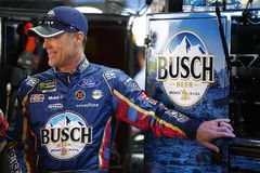 NASCAR: April 27 GEICO 500 royalty free stock images