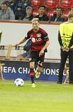 Kevin Kampl Bayer Leverkusen Royalty Free Stock Images