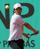 Kevin KIM (USA) at Roland Garros 2010 Royalty Free Stock Images