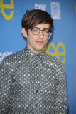Kevin McHale arrives at the Glee TV Academy Screening and Panel Stock Photos
