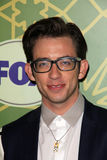 Kevin McHale at the FOX All-Star Party, Castle Green, Pasadena, CA 01-08-12 Stock Images
