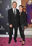 Kevin McKidd & Jane McKidd Royalty-vrije Stock Fotografie
