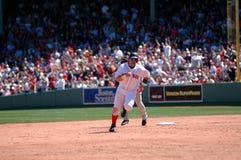 Kevin Millar Boston Red Sox Stock Photo