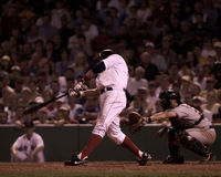 Kevin Millar, Boston Red Sox Royalty Free Stock Images