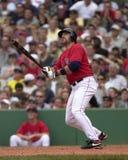 Kevin Millar, Boston Rode Sox Stock Foto's