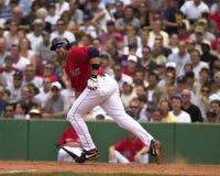 Kevin Millar, Boston Rode Sox Stock Fotografie
