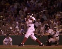 Kevin Millar, les Red Sox de Boston Photo libre de droits