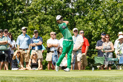Kevin Na at the Memorial Tournament Stock Photo