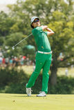 Kevin Na at the Memorial Tournament