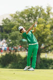Kevin Na at the Memorial Tournament Stock Photography