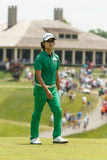 Kevin Na at the Memorial Tournament Stock Photos