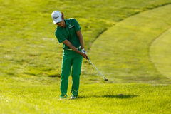 Kevin Na at the Memorial Tournament Royalty Free Stock Photo