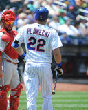 Kevin Plawecki Royalty Free Stock Photography