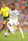 Kevin-Prince Boateng player of AC Milan Stock Photography