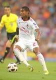 Kevin-Prinz Boateng Spieler von AC Mailand Stockfotografie