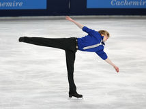 Kevin REYNOLDS (CAN) Royalty Free Stock Photo