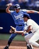 Kevin Seitzer, Kansas City Royals Image libre de droits