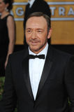 Kevin Spacey. LOS ANGELES, CA - JANUARY 18, 2014: Kevin Spacey at the 20th Annual Screen Actors Guild Awards at the Shrine Auditorium Royalty Free Stock Image