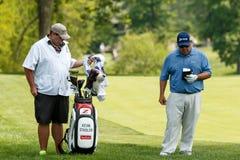 Kevin Stadler en el torneo conmemorativo Fotos de archivo