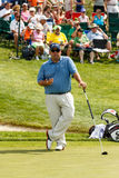 Kevin Stadler at the Memorial Tournament Royalty Free Stock Photography