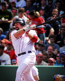 Kevin Youkilis Boston Red Sox Stock Afbeeldingen