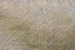 Kevlar Fiber in macro view. These gold fiber is what all racers looking for Royalty Free Stock Photo