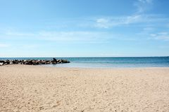 Kew-Balmy Beach in Toronto royalty free stock photography