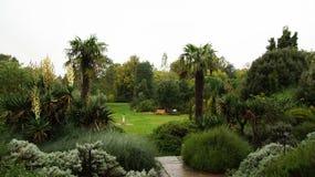 Kew gardens landscape in London Stock Photos