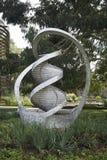 Kew jardina estátua do ADN imagens de stock