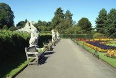 Kew Landscape Gardens in London, England Stock Photography