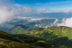 Kew Mae Pan Nature Trail. Chiang mai, Thailand Stock Image