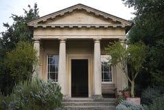 Kew ogródy Świątynni zdjęcia stock