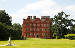 Kew Palace. Three palaces have been known as Kew Palace in the grounds of Kew Gardens. The first being built in 1631. Kew Palace is famous for being the royal Royalty Free Stock Image