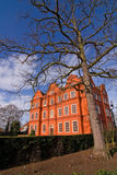Kew Palace. A view of Kew Palace at the Royal Botanical Garden Royalty Free Stock Image